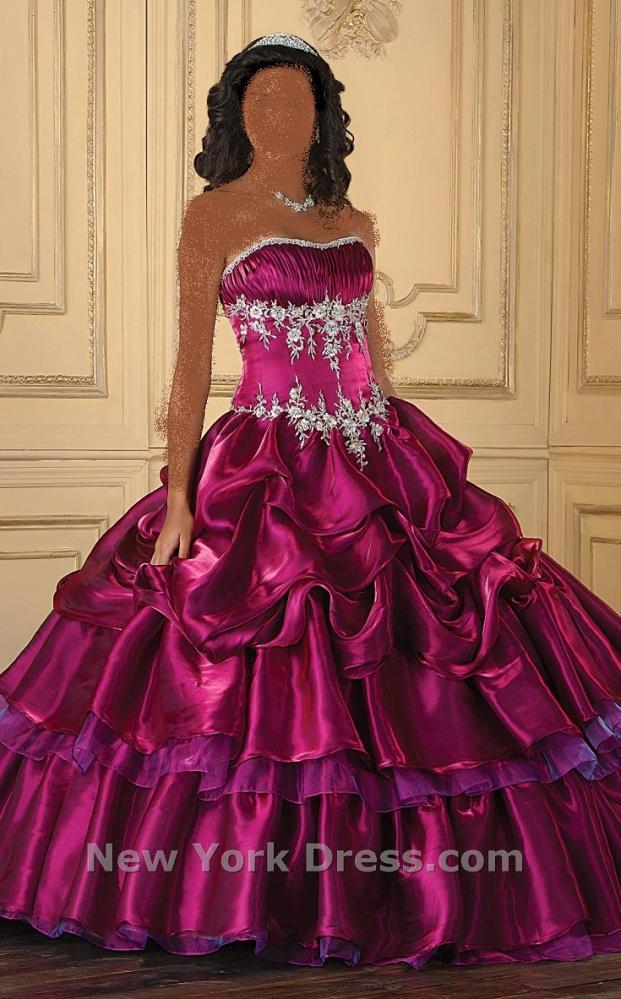 فساتين منفوشة ، فساتين نافشه ,Evening Dresses new_1451817044_278.j