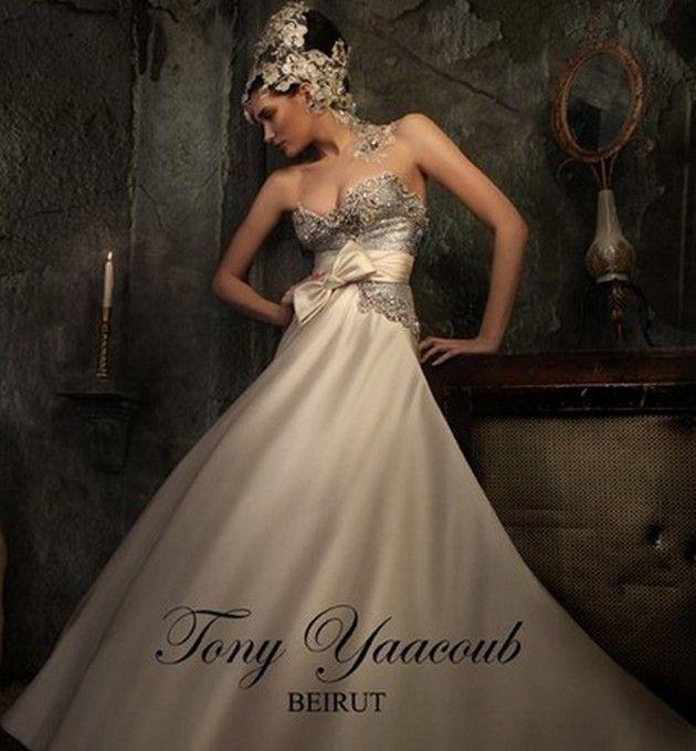 فساتين طونى يعقوب للسهره , اجدد فساتين طونى يعقوب ,Dresses magnificence new_1451817517_553.j