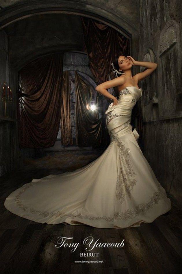 فساتين طونى يعقوب للسهره , اجدد فساتين طونى يعقوب ,Dresses magnificence new_1451817518_291.j