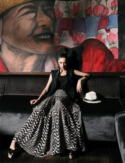 اشيك فساتين سهرة اسبانية , فساتين على الطراز الاسبانى , Evening Dresses Spanish new_1451933662_181.j