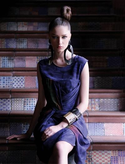 اشيك فساتين سهرة اسبانية , فساتين على الطراز الاسبانى , Evening Dresses Spanish new_1451933663_475.j