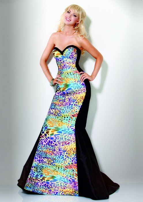 فساتين سهره بتصاميم روعه , فساتين سهره طويله , long Evening dresses new_1451933778_960.j