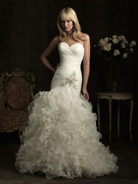 فساتين زفاف بيضاء ،فساتين زفاف روعة ،wedding dresses2017 new_1451934158_145.j