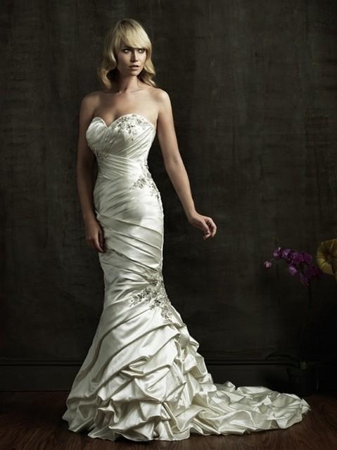 فساتين زفاف بيضاء ،فساتين زفاف روعة ،wedding dresses2017 new_1451934158_295.j