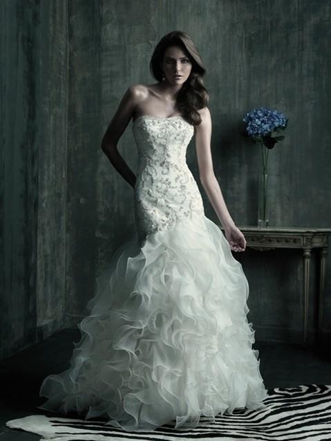 فساتين زفاف بيضاء ،فساتين زفاف روعة ،wedding dresses2017 new_1451934158_423.j