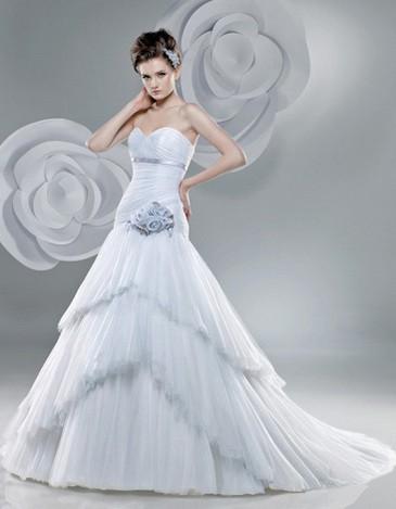 فساتين زفاف بيضاء ،فساتين زفاف روعة ،wedding dresses2017 new_1451934158_575.j