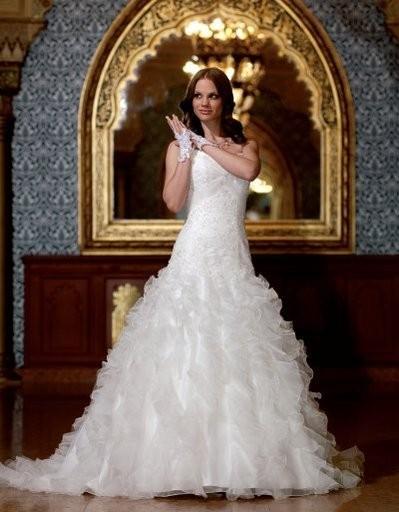 فساتين زفاف بيضاء ،فساتين زفاف روعة ،wedding dresses2017 new_1451934158_599.j
