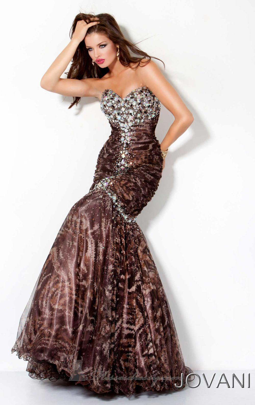 فساتين سهره جذابه , فساتين سهره طويله ,Evening Dresses new_1451934293_174.j