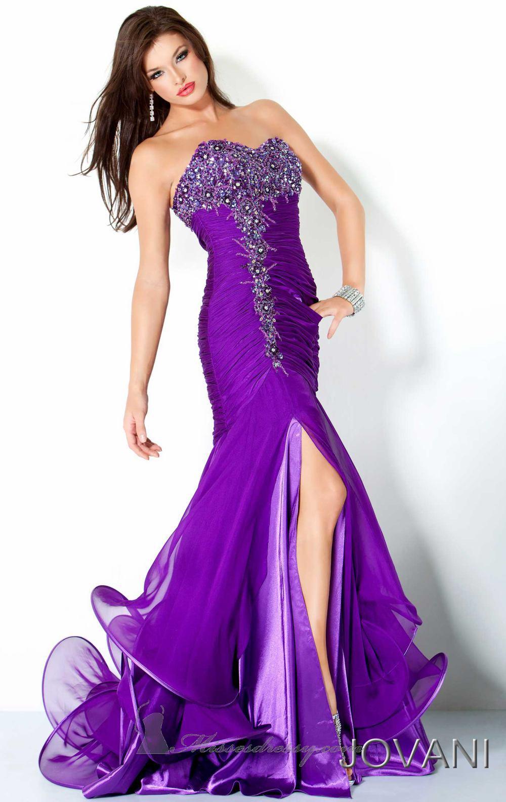 فساتين سهره جذابه , فساتين سهره طويله ,Evening Dresses new_1451934297_939.j