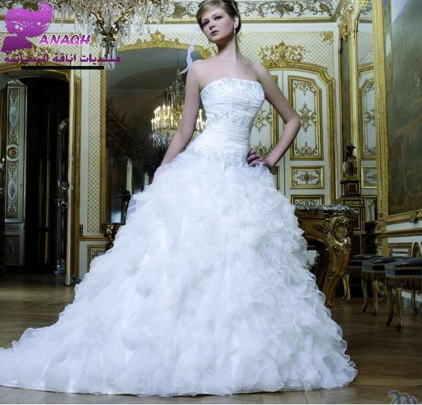 اجمل فساتين زفاف ، فساتين زفاف ،wedding dresses cute2017 new_1451934317_454.j