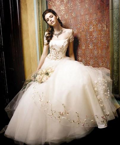اجمل فساتين زفاف ، فساتين زفاف ،wedding dresses cute2017 new_1451934317_729.j