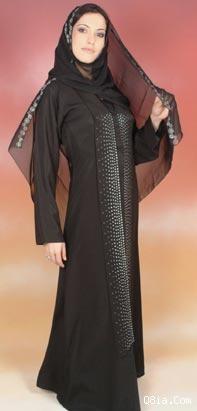 اجمل عبايات للحوامل ، ملابس متنوعة للحوامل , pregnant clothes new_1452520492_332.j