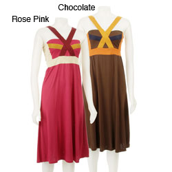 فساتين جميلة ، ملابس فصل الربيع للحوامل ،pregnant fashion new_1453274587_616.p