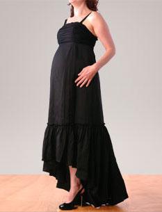 فساتين حمل طويلة ، فساتين رائعة للحوامل ، pregnant fashion new_1453274679_761.j