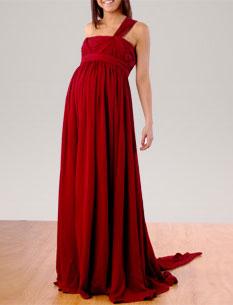 فساتين حمل طويلة ، فساتين رائعة للحوامل ، pregnant fashion new_1453274680_271.j