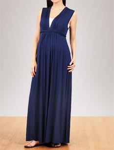 فساتين حمل طويلة ، فساتين رائعة للحوامل ، pregnant fashion new_1453274680_421.j