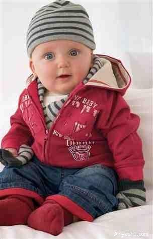 موديلات جديدة للاطفال , ملابس شتوية للاطفال ، New models Children new_1453625390_373.j